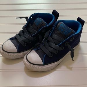 Boys Converse Lace Up Sneakers